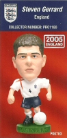 Steven Gerrard, England - PRO1180 - Corinthian - Prostars - Other Sets - Convention Release - Card
