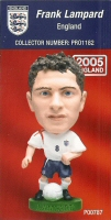 Frank Lampard, England - PRO1182 - Corinthian - Prostars - Other Sets - Convention Release - Card