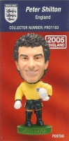 Peter Shilton, England - PRO1183 - Corinthian - Prostars - Other Sets - Convention Release - Card