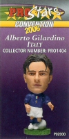 Alberto Gilardino, Italy - PRO1404 - Corinthian - Prostars - Other Sets - Convention Release - Card
