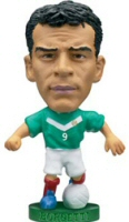 Jared Borgetti, Mexico - PRO1405 - Corinthian - Prostars - Other Sets - Convention Release