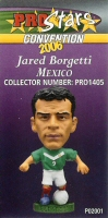 Jared Borgetti, Mexico - PRO1405 - Corinthian - Prostars - Other Sets - Convention Release - Card