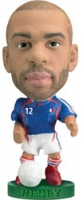 Thierry Henry, France - PRO1406 - Corinthian - Prostars - Other Sets - Convention Release