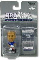 Thierry Henry, France - PRO1406 - Corinthian - Prostars - Other Sets - Convention Release - Platinum Pack
