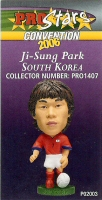 Park Ji Sung, South Korea - PRO1407 - Corinthian - Prostars - Other Sets - Convention Release - Card