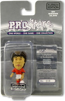 Park Ji Sung, South Korea - PRO1407 - Corinthian - Prostars - Other Sets - Convention Release - Platinum Pack