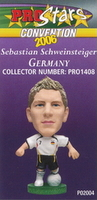 Sebastian Schwiensteiger, Germany - PRO1408 - Corinthian - Prostars - Other Sets - Convention Release - Card