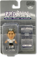 Sebastian Schwiensteiger, Germany - PRO1408 - Corinthian - Prostars - Other Sets - Convention Release - Platinum Pack