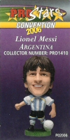 Lionel Messi, Argentina - PRO1410 - Corinthian - Prostars - Other Sets - Convention Release - Card
