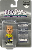 Fredrik Ljungberg, Sweden - PRO1411 - Corinthian - Prostars - Other Sets - Convention Release - Platinum Pack