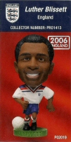 Luther Blissett, England - PRO1413 - Corinthian - Prostars - Other Sets - Convention Release - Card