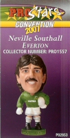 Neville Southall, Everton - PRO1557 - Corinthian - Prostars - Other Sets - Convention Release - Card