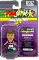 Tony Cottee, West Ham United - PRO1558 - Corinthian - Prostars - Other Sets - Convention Release - Blister Pack