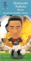 Hidetoshi Nakata, AS Roma - PRO303 - Corinthian - Prostars - Other Sets - Convention Release - Card
