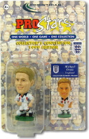Michael Owen, England - PRO069 - Corinthian - Prostars - Other Sets - Convention Special - Blister Pack
