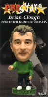Brian Clough, - - PRO1415 - Corinthian - Prostars - Other Sets - Convention Special - Card