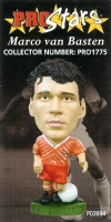 Marco Van Basten, Holland - PRO1775 - Corinthian - Prostars - Other Sets - Convention Special - Card