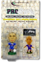 David Trezeguet, France - PRO440 - Corinthian - Prostars - Other Sets - Convention Special - Blister Pack