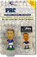 Hidetoshi Nakata, Japan - PRO632 - Corinthian - Prostars - Other Sets - Convention Special - Blister Pack