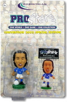Ronaldinho, Brazil - PRO820 - Corinthian - Prostars - Other Sets - Convention Special - Blister Pack