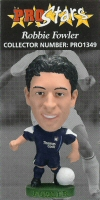 Robbie Fowler, Manchester City - PRO1349 - Corinthian - Prostars - Other Sets - Japan Lucky Box - Card