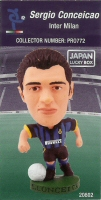 Sergio Conceicao, Inter Milan - PRO772 - Corinthian - Prostars - Other Sets - Japan Lucky Box - Card
