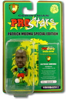 Patrick Mboma, Cameroon - PRO1092 - Corinthian - Prostars - Other Sets - Japan Series 1 - Blister Pack
