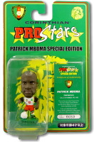 Patrick Mboma, Cameroon - PRO1093 - Corinthian - Prostars - Other Sets - Japan Series 1 - Blister Pack