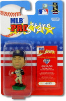 Chan Ho Park, San Diego Padres - MLB022 - Corinthian - Prostars - Other Sets - MLB Series 2 - Blister Pack