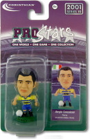 Sergio Conceicao, Parma - PRO402 - Corinthian - Prostars - Regular Series - Series 10 - Blister Pack
