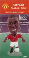 Andy Cole, Manchester United - PRO425 - Corinthian - Prostars - Regular Series - Series 12 - Card