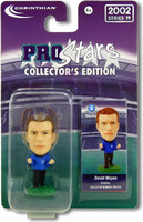 David Moyes, Everton - PRO750 - Corinthian - Prostars - Regular Series - Series 19 - Blister Pack