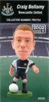 Craig Bellamy, Newcastle United - PRO754 - Corinthian - Prostars - Regular Series - Series 19 - Card
