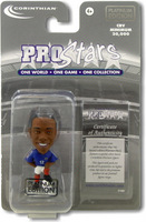 Thierry Henry, France - PRO969 - Corinthian - Prostars - Regular Series - Series 24 - Platinum Pack