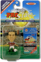 Paolo Di Canio, West Ham United - PRO328 - Corinthian - Prostars - Regular Series - Series 9 - Blister Pack