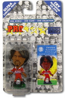 Christian Karembeu, Middlesbrough - PRO329 - Corinthian - Prostars - Regular Series - Series 9 - Platinum Pack