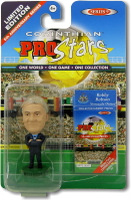 Bobby Robson, Newcastle United - PRO334 - Corinthian - Prostars - Regular Series - Series 9 - Blister Pack