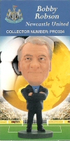 Bobby Robson, Newcastle United - PRO334 - Corinthian - Prostars - Regular Series - Series 9 - Card