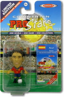 Raul, Spain - PRO335 - Corinthian - Prostars - Regular Series - Series 9 - Blister Pack