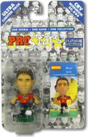 Raul, Spain - PRO335 - Corinthian - Prostars - Regular Series - Series 9 - Platinum Pack
