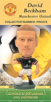 David Beckham, Manchester United - PRO378 - Corinthian - Prostars - Regular Series - Series 9 - Card