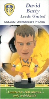 David Batty, Leeds United - PRO382 - Corinthian - Prostars - Regular Series - Series 9 - Card