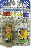 David Batty, Leeds United - PRO382 - Corinthian - Prostars - Regular Series - Series 9 - Platinum Pack